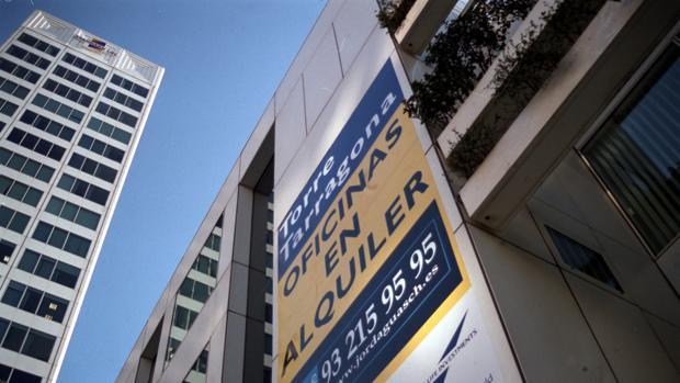 La inversi n en vivienda duplica a la destinada a oficinas for Alquiler oficinas tarragona