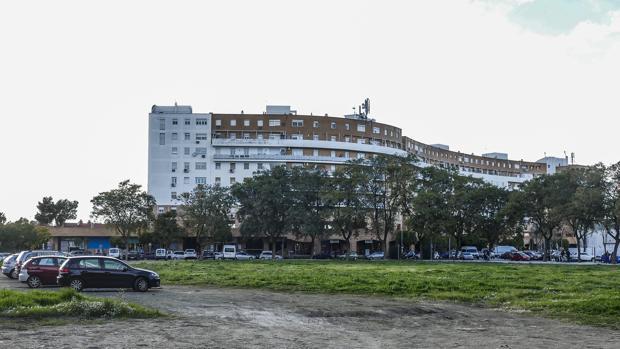 Imagen de los suelos que se desarrollarán en Sevilla Este
