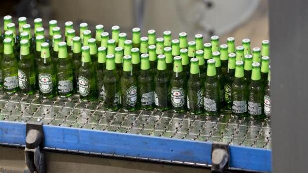 Fábrica de Heineken en San Sebastián de los Reyes