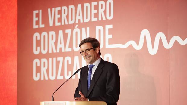 El directivo sevillano Jorge Paradela