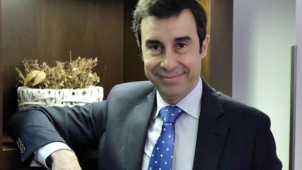 Víctor J. Pérez Arias, director general de ASG Iberia