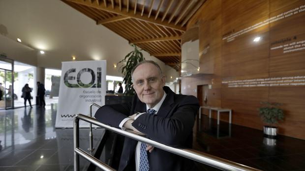 Enrique de los Ríos, director general de Unica Group