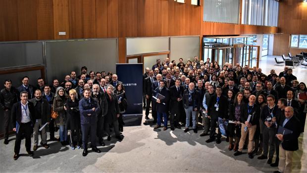 Reunión anual de comunicación de resultados de Alestis