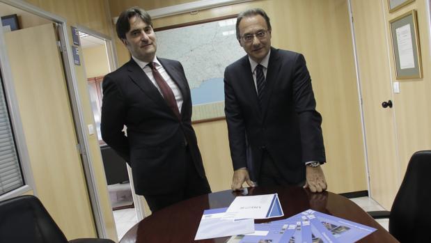 Manuel González Moles y Ozgur Unay, CEO y presidente de UG21