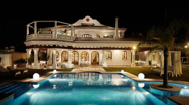 La mansión marbellí reconvertida en The Touch Puerto Banús por la empresa de Martin Nielsen
