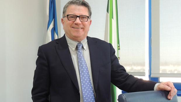 Fernando Rodríguez del Estal, presidente de Eticom