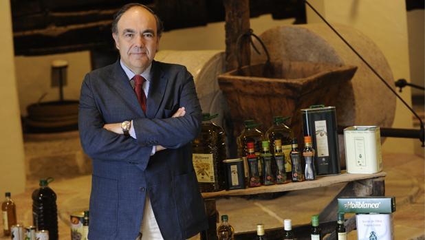 Antonio Luque, Presidente de Dcoop
