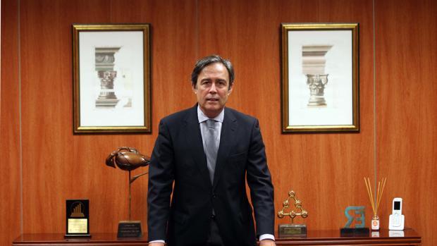 Ricardo Pumar, presidente de Inmobiliaria del Sur