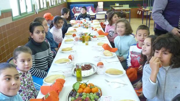 Comedores escolares men s de garant as con guarnici n de pol mica - Comedores escolares malaga ...