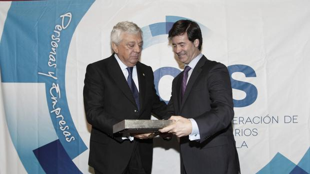 Francisco Herrero y Miguel Rus