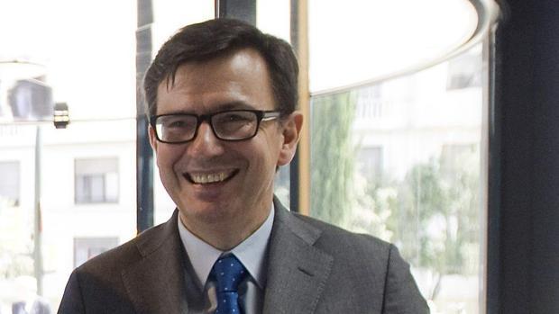 Román Escolano ocupaba la vicepresidencia del BEI desde 2014