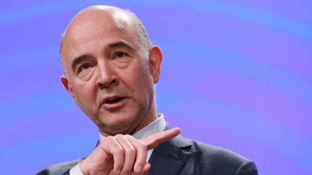 Pierre Moscovici, comisario de Economía de la Comisión Europea