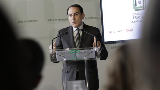 Javier González de Lara, presidente de la CEA