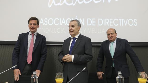 Dávila Miura, Rufino Parra y Luis Miguel Martín Rubio