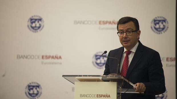 Román Escolano destaca que la economía española es ahora «más competitiva»