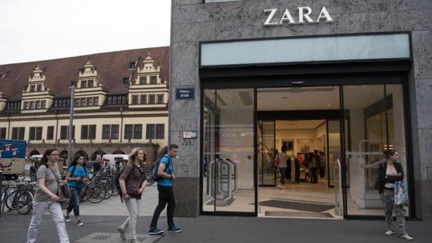 Zara desbanca al banco santander como la marca espa ola - Zara en cadiz ...