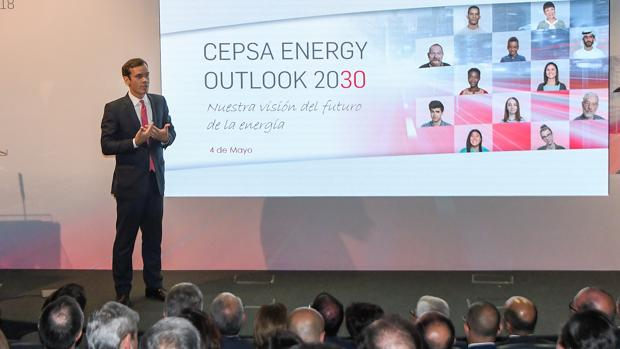 Héctor Perea, director de estrategia de Cepsa