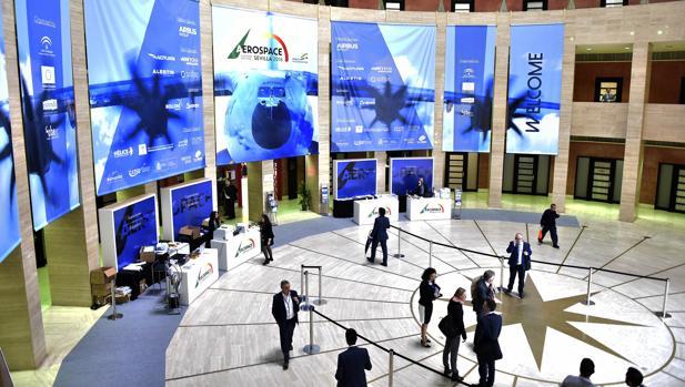 El hall de Fibes durante la anterior edición de la ADM, celebrada en 2016