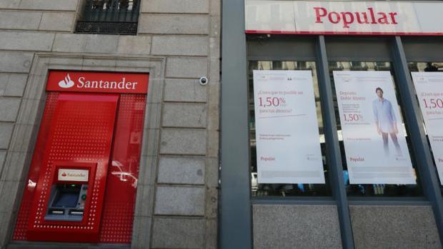 El n cleo duro de accionistas del popular recurri ante for Oficinas banco popular cordoba