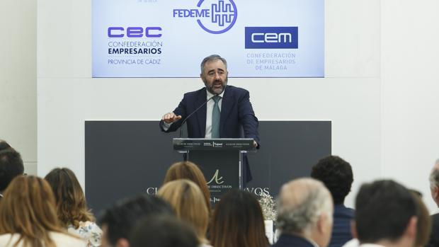 Javier Imaz, CEO de GRI Renewable Industries