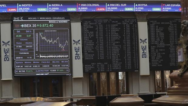 Las bolsas europeas se contagian de la preocupación por las crisis políticas en italia y España