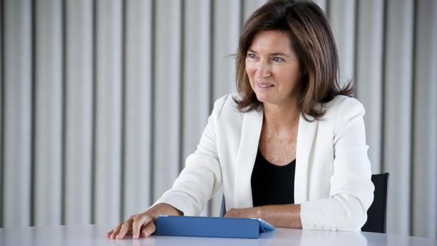 Cristina de Parias, directora de Negocio de BBVA España