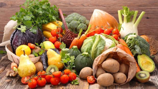 Las exportaciones de frutas y verduras suponen hasta 2,25 millones de toneladas de estos productos