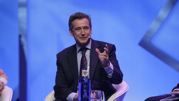 Antonio Gómez-Guillamón, presidente de Andalucía Aerospace