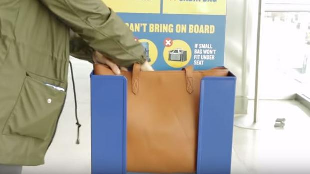 95c305b1b Economía La nueva política de equipaje de mano de la compañía irlandesa