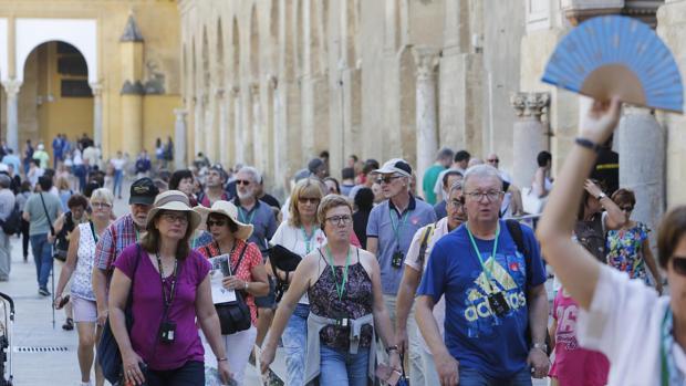 El turismo pierde vigor