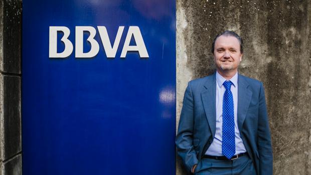 Alfonso López-Saéz Rodriguez-Piñero, director de Transfoprmación y productividad en la Territorial SUR de BBVA