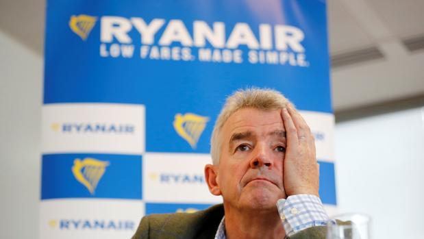 Michael O'Leary , consejero delegado de Ryanair