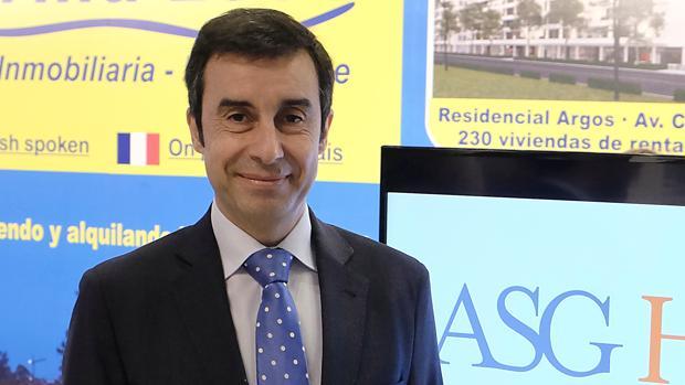 Víctor J. Pérez Arias, consejero delegado del fondo ASG Homes