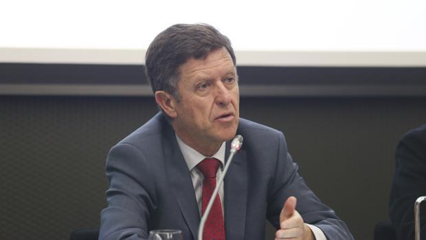 Francisfco Galnares, presidente y director general de Syrsa Automoción, un grupo que factura 265 millones anuales