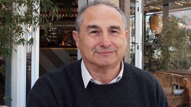 Antonio Cabrera , CEO de Viafirma, empresa sevillana especializada en firma electrónica