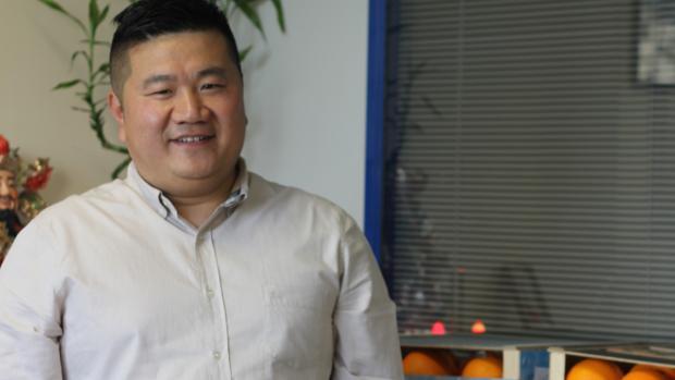 Jun Pan vino a España en el año 2003 tras terminar sus estudios universitarios eb Shanghai