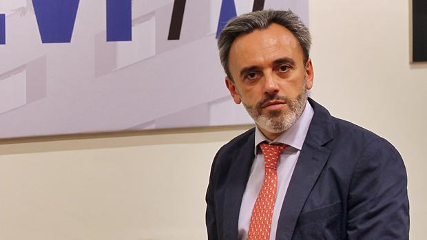 Manuel Contreras, consejero delegado de la empresa andaluza Azvi