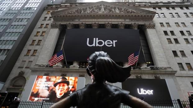 La salida a Bolsa de Uber no ha resultado lo exitosa que se esperaba