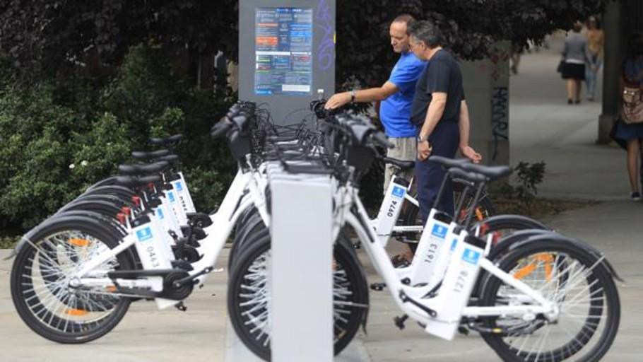 Las bicicletas compartidas, rentables para las ciudades y la salud de los usuarios
