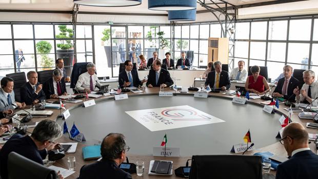 El G-7 logra de EE.UU. y Francia un pacto para subir impuestos a las tecnológicas