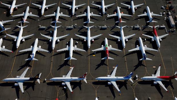 La tardía reparación del Boeing 737 recrudece la crisis de las aerolíneas de bajo coste