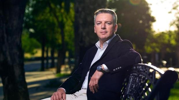 Jorge Muriel, candidato del PP a la alcaldía y actual regidor de Herrera