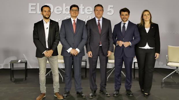 El debate electoral con los principales candidatos a la Alcaldía de Sevilla se emite en directo en abcdesevilla.es