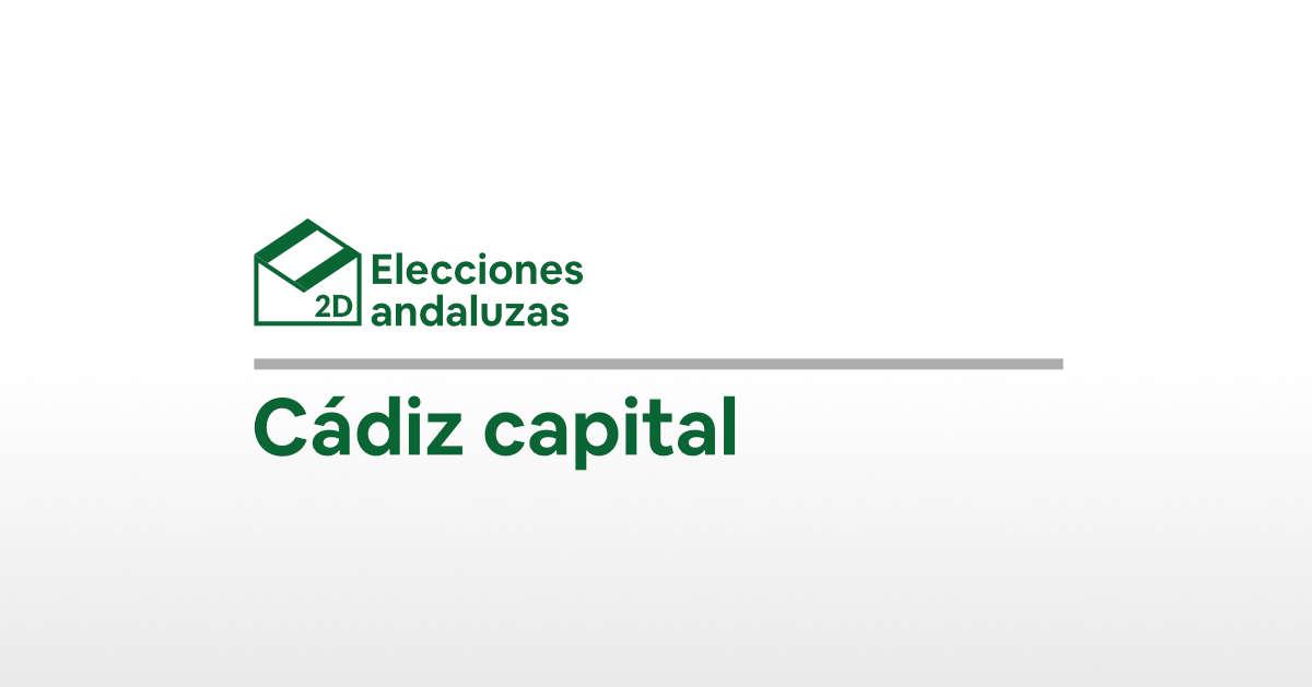 Elecciones andaluzas 2018