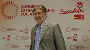 José Antonio Pérez Tapias, miembro del Comité Federal del PSOE