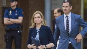 El tribunal condena a Urdangarín a seis años y tres meses de cárcel y a Torres a ocho años y seis meses