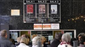 El cine en versión original, tabla de salvación de las salas del centro