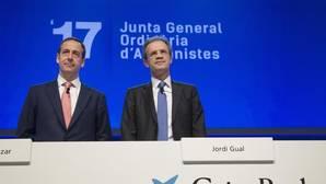 Última junta de accionistas de Caixabank