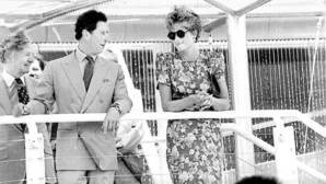 Visitantes ilustres de la Expo '92 de Sevilla: De Lady Di a Gorbachov