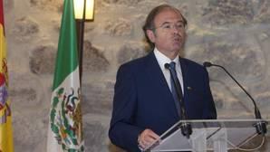 Pío García-Escudero, presidente del Senado